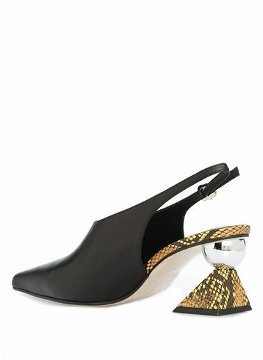 Beymen&Designer Ayakkabı Siyah